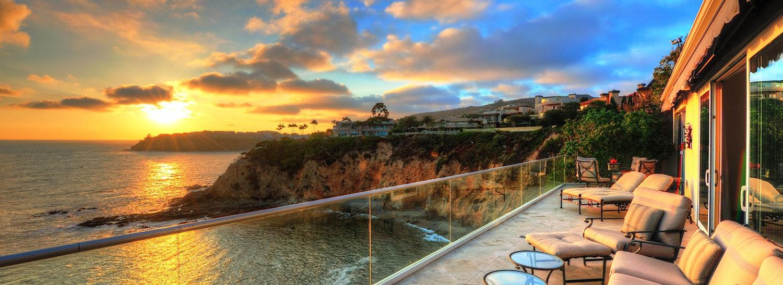 Laguna beach luxury vacation rentals homes villas for Laguna beach luxury homes
