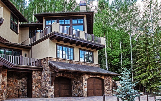 Vail Luxury Rentals Vacation Homes Time Place