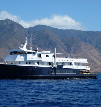 Aloha Hawaii Adventure Cruise