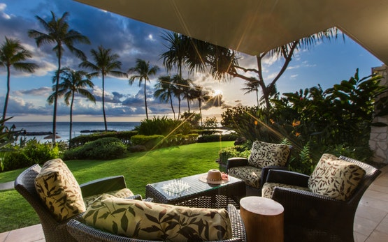 Luxury Vacation Rental Home Kauai Hi Hale Nene Time