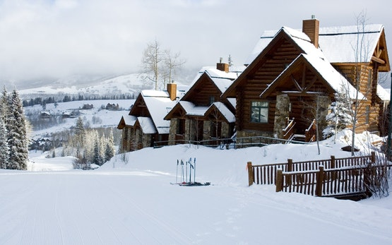 Telluride Mountain Slopeside Cabins