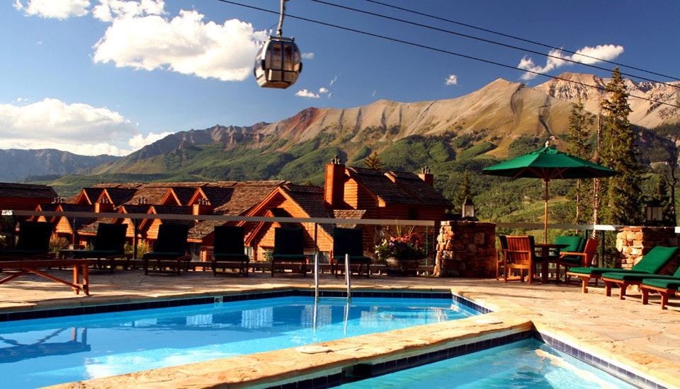 Telluride Ski In Ski Out Luxury Cabin Rentals Slopeside