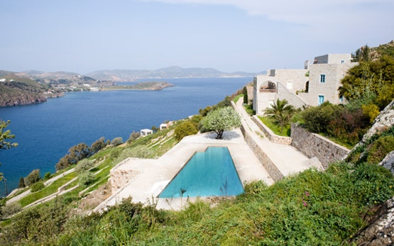 Patmos Retreat Villa