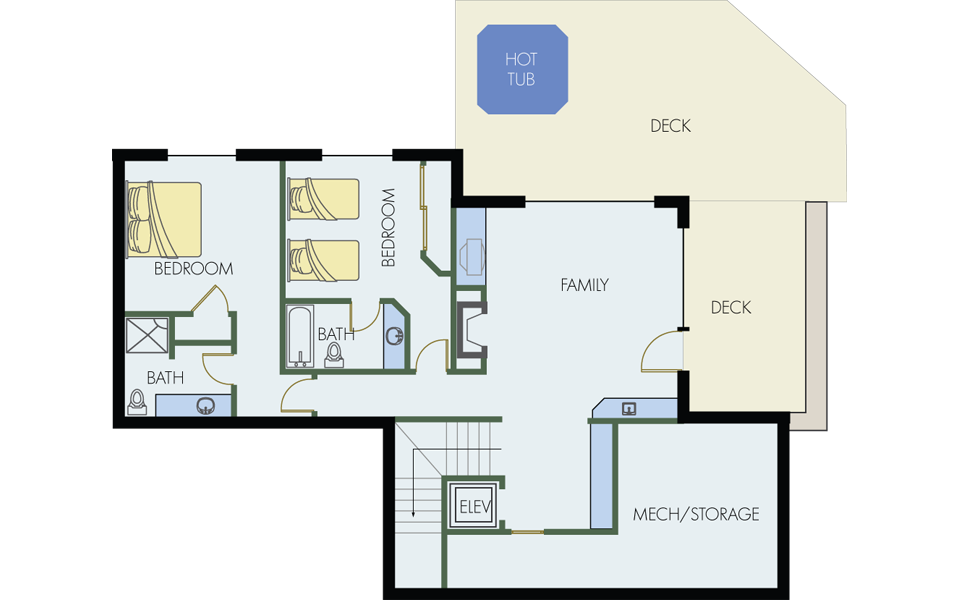 Floorplan-deer-valley-blacktail-lodge-002
