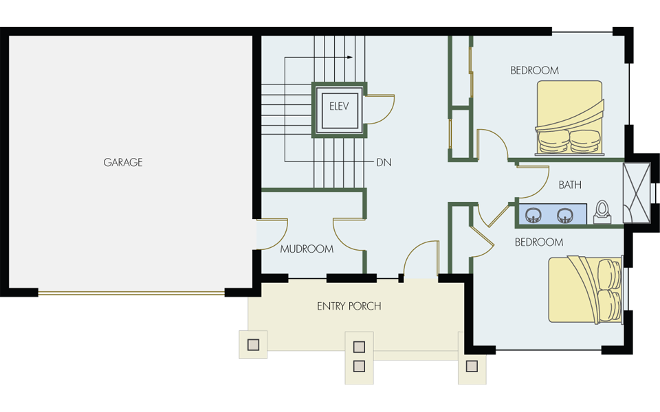 Floorplan-deer-valley-blacktail-lodge-003