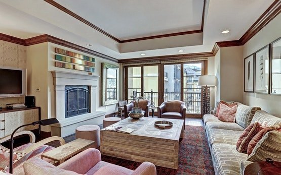 Luxury 3Br Mountain View Residence at the Ritz-Carlton, Vail