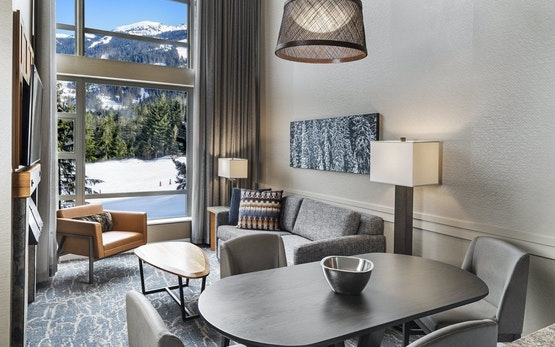 The Westin Resort & Spa, Whistler- 2BD
