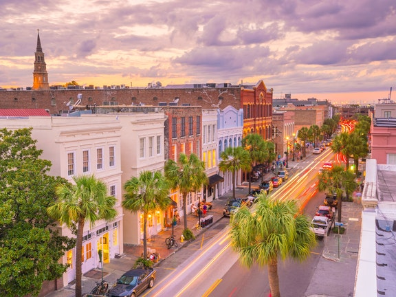 Charleston Luxury Getaway