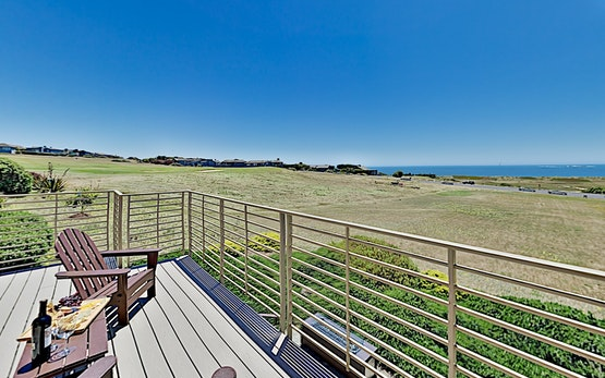 Walk to the Beach! Ocean-View Estate w/ Hot Tub