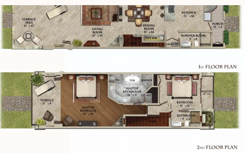 Luxury Vacation Rental Villa Costa Rica – Costa Rica Home Floor Plans