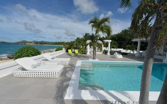 Luxury Vacation Rental Home Anguilla Harmony Time