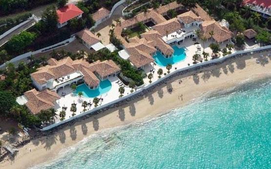 Luxury Vacation Rental Home St Barts Casa Prima