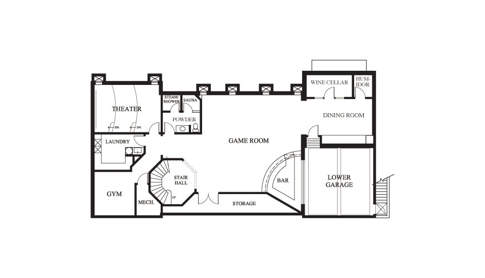 Floorplan Santa Barbara Beach Club 003