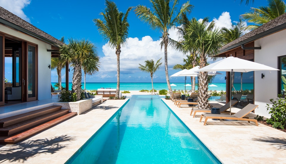 Luxury Vacation Rental Home   Turks & Caicos   Hawksbill ...
