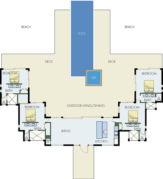 Floorplan-st-barts-villa-palm-beach-001