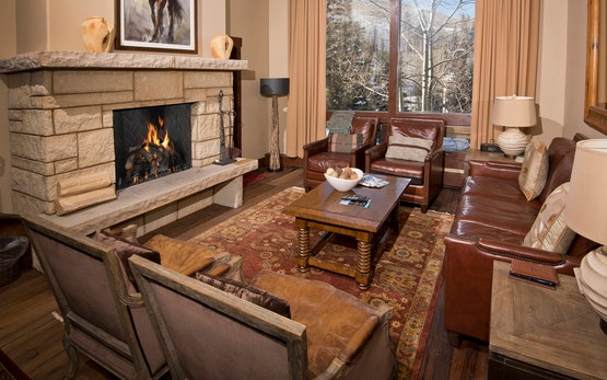 The Lodge at Vail 2BR Condo #406
