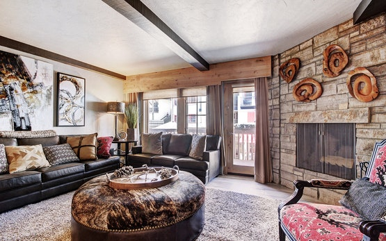 The Lodge at Vail 2BR Condo #262C