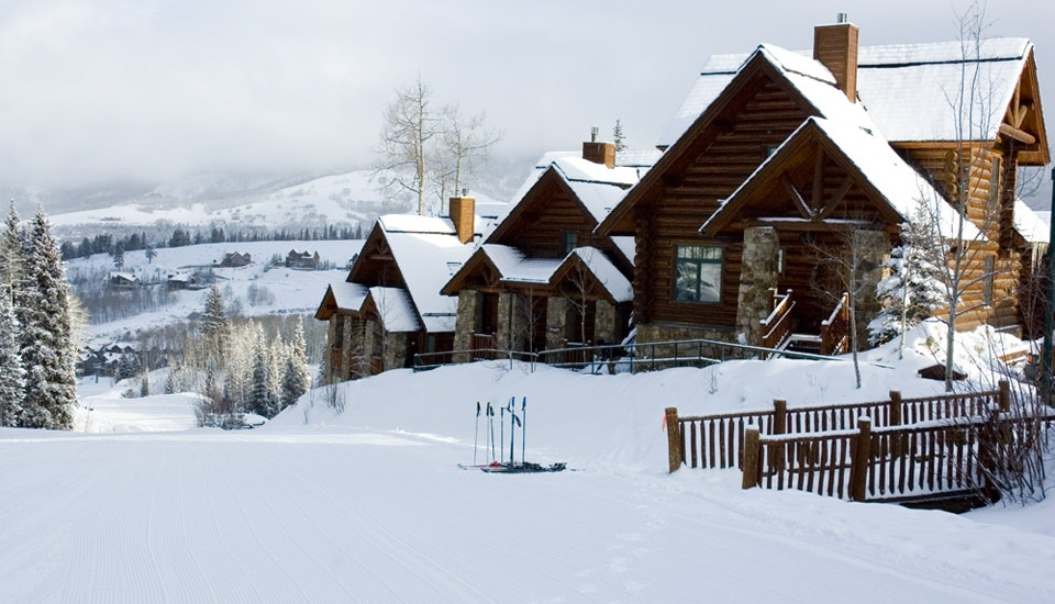 Telluride Ski In Ski Out Luxury Cabin Rentals Slopeside Cabins