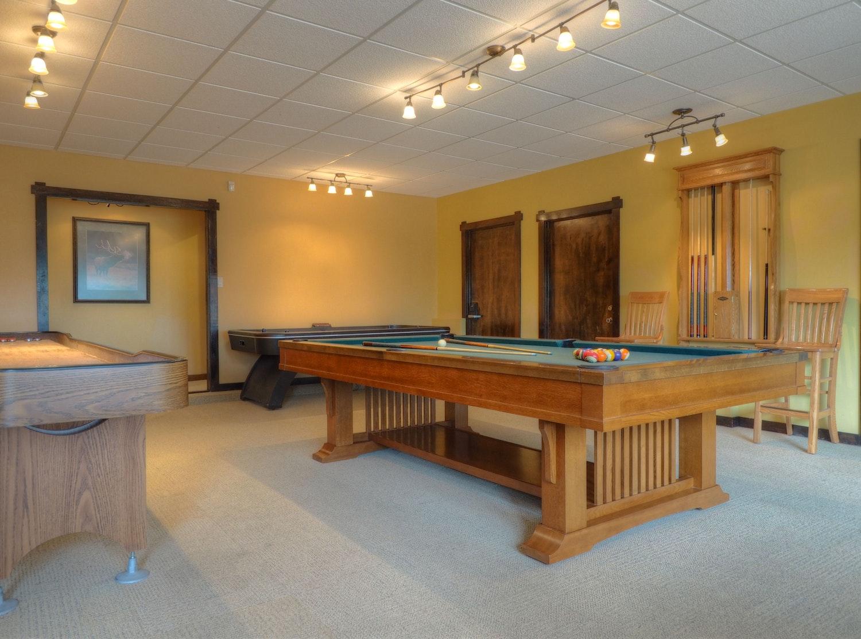Luxury Vacation Rental Home Estes Park CO Rockies Masterpiece - Masterpiece pool table