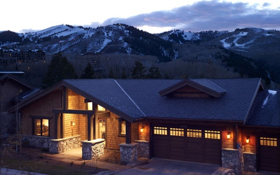 Luxury Vacation Rental Home Deer Valley Ut Whitetail