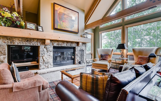 Slopeside Condo in Beaver Creek - Sleeps 10!