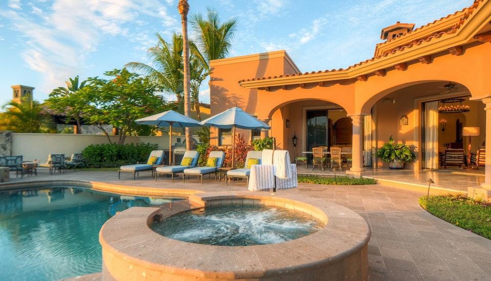 Luxury Vacation Rental Home Los Cabos Mexico Cielos